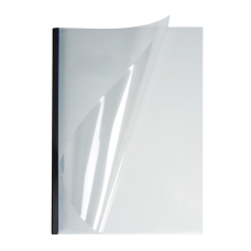 O.easyCOVER Double Clear A4 1.5мм черные - 50шт