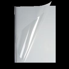 O.easyCOVER Double Clear A4 1.5мм серебряные - 50шт