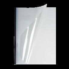 O.easyCOVER Double Clear A4 10мм черные - 30шт