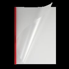 O.easyCOVER Double Clear A4 10мм красные - 30шт