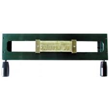 Рамка для шрифта O,Frame 1L 9mm GOLDPRESS 4