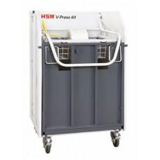 Пресс пакетировочный вертикальный HSM V-Press 60