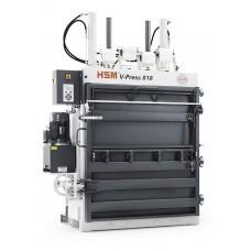 Пресс пакетировочный вертикальный HSM V-Press 818 plus