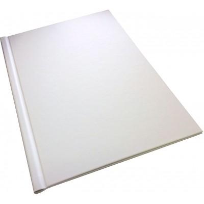 Твердые обложки C.BIND Arctic 304х212 C 16 мм.белые 10 шт.