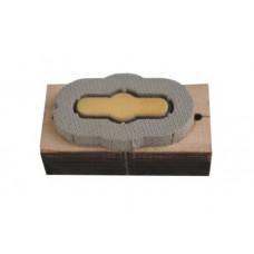 Вырубной нож под евроотверстие Paperfox EP-2