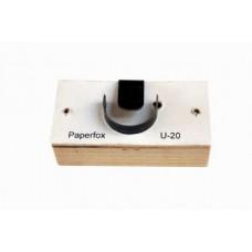 Вырубной нож под ригель, для календаря Paperfox U-15, U-20, U-25