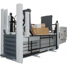 Пресс пакетировочный п/автомат горизонтальный HSM HL 3521 T -22kW
