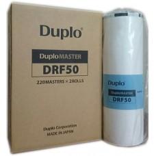Мастер-пленка DUPLO DRF-50/55 (F550)