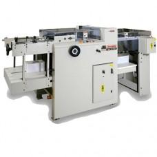 Автоматическая перфорационная машина JBI EX610 Duplex с самонакладом картона