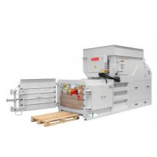 Пресс пакетировочный п/автомат горизонтальный HSM HL 4809