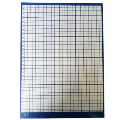Липкий коврик-подложка StarCut 350*520mm (в компкекте)
