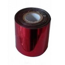 Фольга Foil Print 106-106, красная 110ммх300м