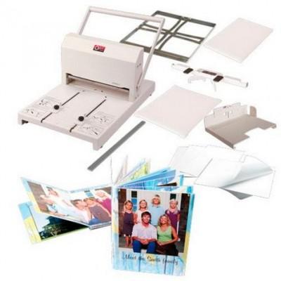 Набор для создания индивидуальной обложки Mounted Photo Book Kit 52