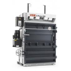 Пресс пакетировочный вертикальный HSM V-Press 820 plus