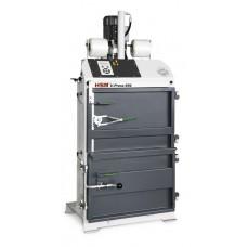 Пресс пакетировочный вертикальный HSM V-Press 504 с выталкивателем кипы