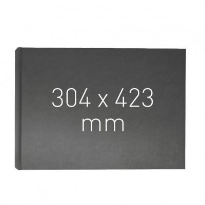 Твердые обложки Art А3 304х423 мм серебро 10 пар