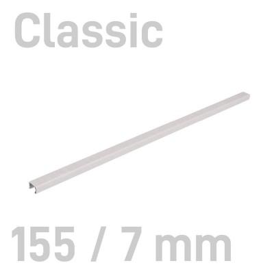 O.Channel Classic 7 mm белые / 10 шт/ 155 mm.