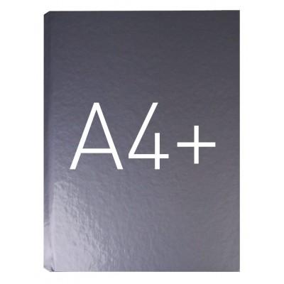 O.Busines Cover 304х212 /10 пар./ A4 WE silver