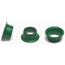 Колечки Пикколо Hang d 4мм зеленые (1000 шт.)