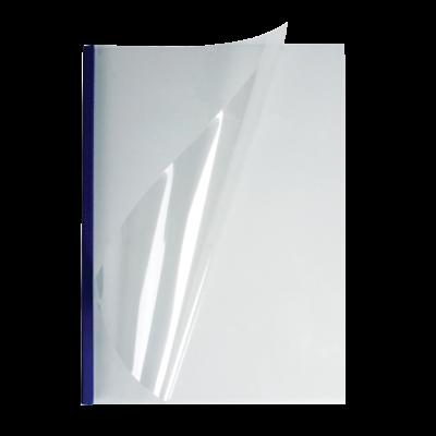 O.easyCOVER Double Clear A4 3мм синие - 40шт