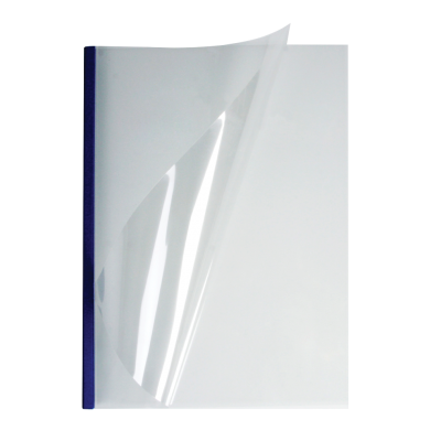 O.easyCOVER Double Clear A4 7мм синие - 40шт
