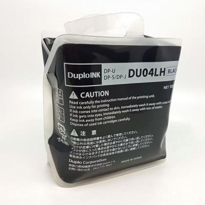 Краска черная DUPLO DU04LH (1л ), S/U550, S/U850