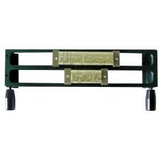 Рамка для шрифта O,Frame 2L 9mm GOLDPRESS 4