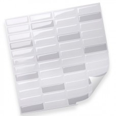 Интерьерная плёнка CST05 random white & grey