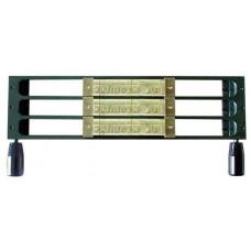 Рамка для шрифта O,Frame 3L 5,5mm GOLDPRESS 4