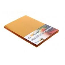 Обложки для переплета пластик STARBIND ПВХ прозрачные A3  0.15mm /100шт./  жёлтый
