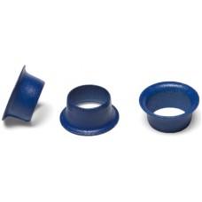 Колечки Пикколо Hang d 4мм синие (1000 шт.)