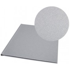 Папка для термопереплета Unibind O.DIPLOMAT BUSINESS 12mm серебряные 10 шт.