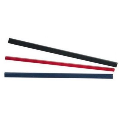 Канал металлический с покрытием Opus Premium 217 mm 16 mm бордовые /10 шт/