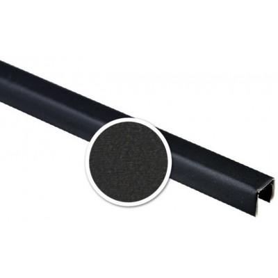 Канал металлический с покрытием Opus Modern 304 мм. 5mm черные 10 шт.