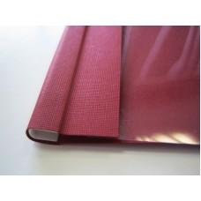 Мягкие обложки Opus C.BIND Softclear 299 х 214 A 10 мм.бордовые 10 шт.