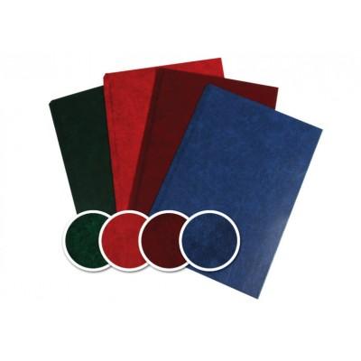 C.BIND Твердые обложки А4 Style AA (5 mm) синие  10 шт.