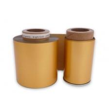 Фольга O.DigiFOIL 102 матовое золото  64ммх91м