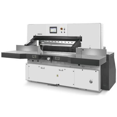 Гильотинная бумагорезальная машина GUOWEI 130F