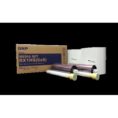 Бумага для принтера DNP 15х20 (6х8) (2х350 кадров)