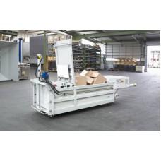 Пресс пакетировочный п/автомат горизонтальный HSM 12 Gigant