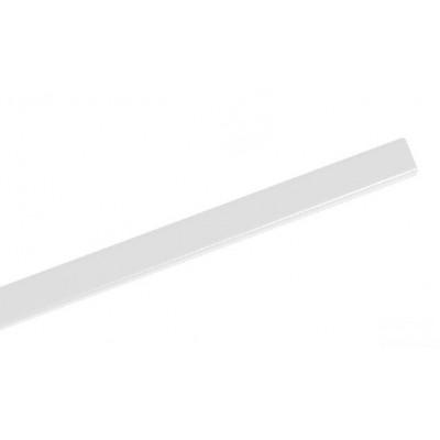 Канал металлический с покрытием Opus Art 217 mm 5 mm белые /10 шт/