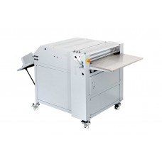 Полуавтоматическая УФ лакировальная машина Grafcut UV53