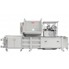 Пресс пакетировочный п/автомат горизонтальный HSM HL 4812 - 15kW