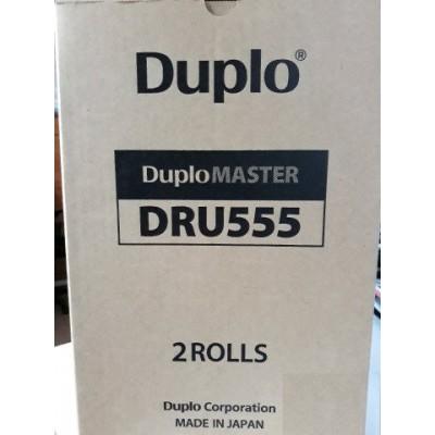 Мастер-пленка DUPLO DRU-555 (S/U/F550, J450)