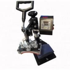 Горизонтально-поворотный термопресс для бейсболок и рукавов Bulros TC-10