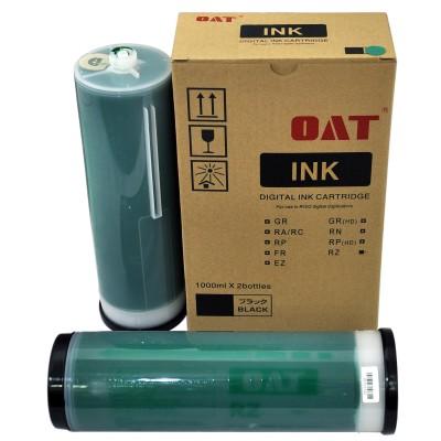 Краска OAT зеленая RZ (1000ml)