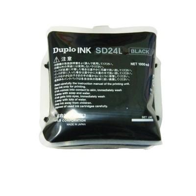 Краска DUPLO SD 24L  /1000мл 460  черная