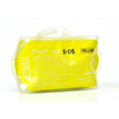 Краска желтая DUPLO DC1S05 600мл C100/105, M300/400
