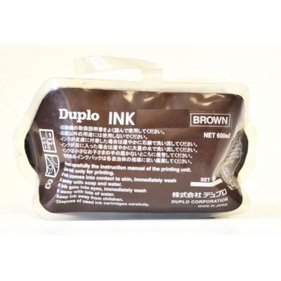 Краска DUPLO DC-16 (600мл) C100/105, M300/400 коричневая