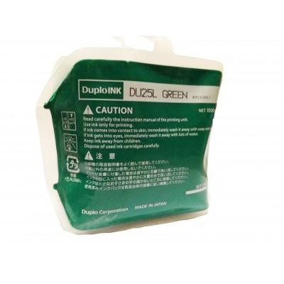Краска зеленая DUPLO DU-25L (1л), 430/460/550/850